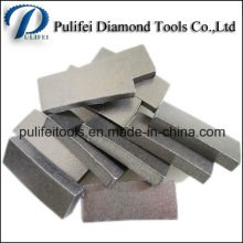 Marble Blade Segment for Bridge Cutting Saw Wet Cutting